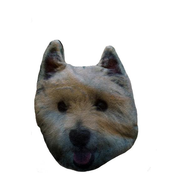 Norwich Terrier white - Celestica market